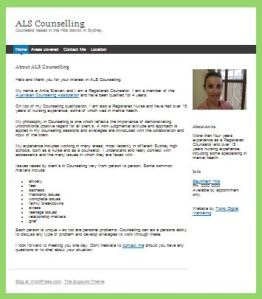 ALS Counselling